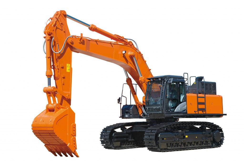 Excavator & Parts