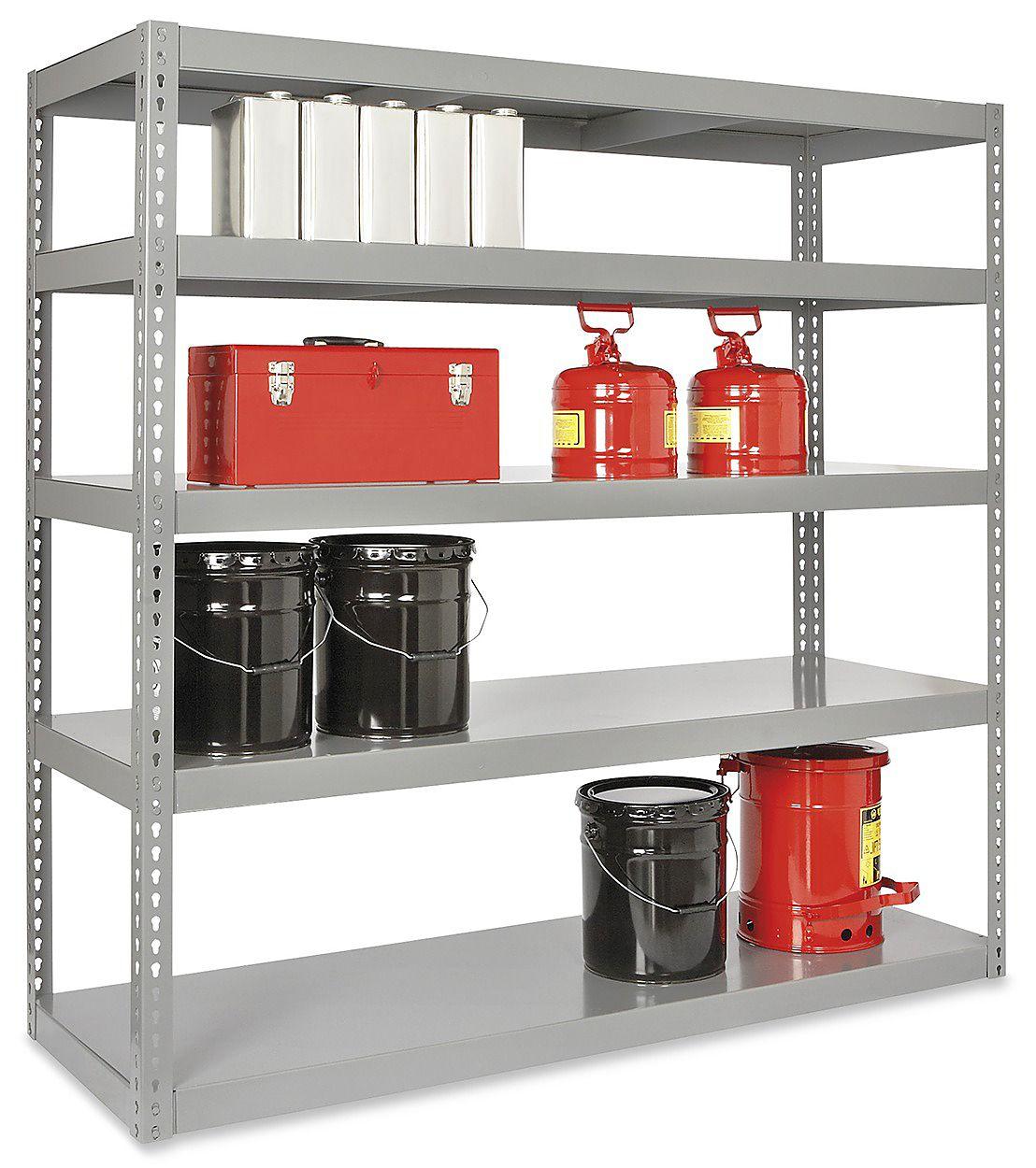 Shelving and Storage Racks