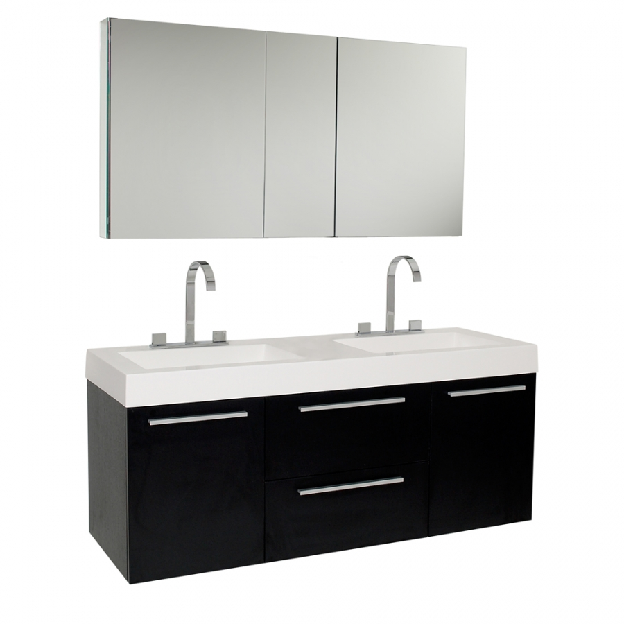 Bathroom Mirrors And Cabinets